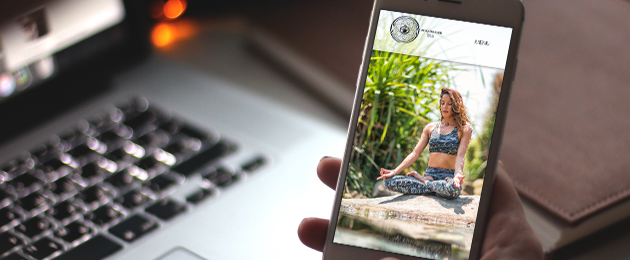 New website launched for Moksha Soul Yoga